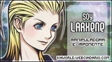 Test--- ¿Que Chica de Kingdom Hearts eres? Larxene