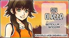 Test--- ¿Que Chica de Kingdom Hearts eres? Olette